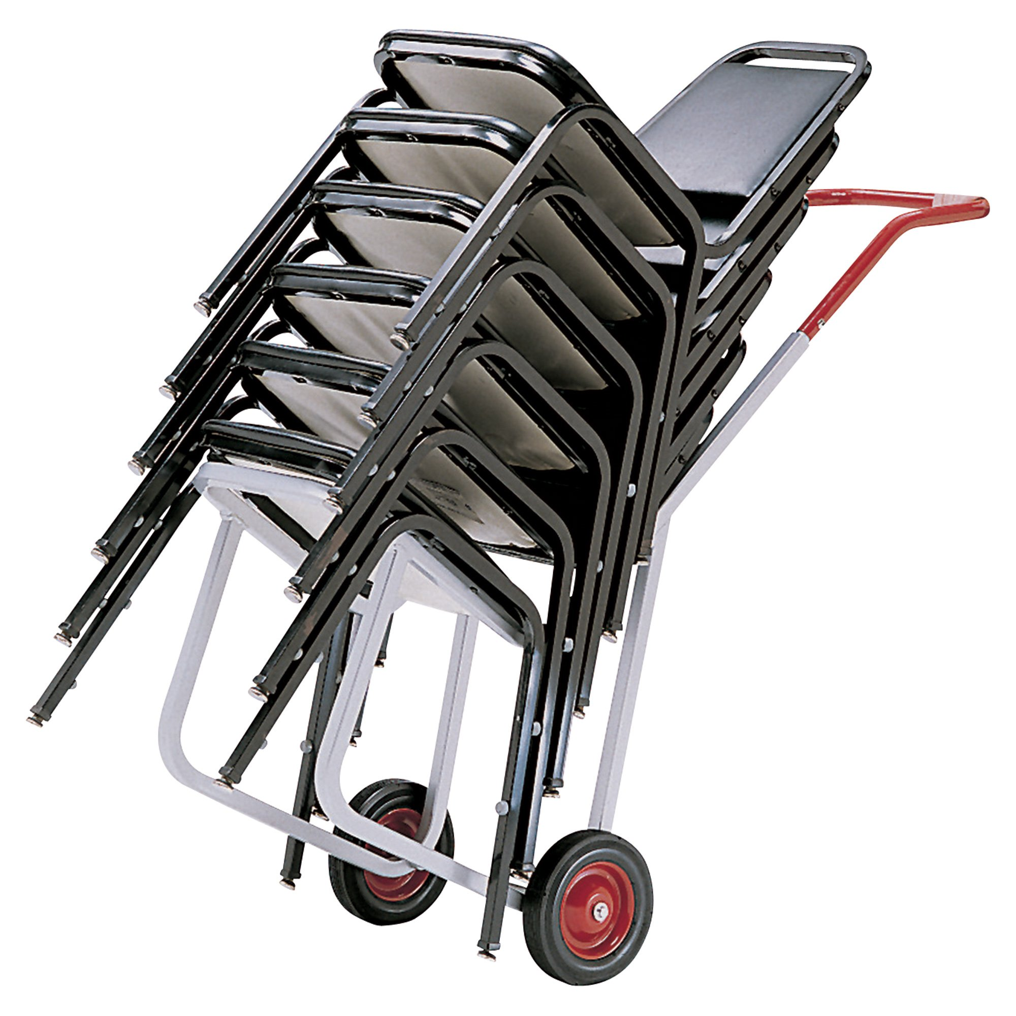 Raymond Stacked Chair Dolly - 16-Chair Capacity, Model# 500