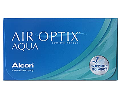67fa5567f55ba Buy Air Optix Aqua (-1.50) - 6 Lens Pack Online at Low Prices in India -  Amazon.in