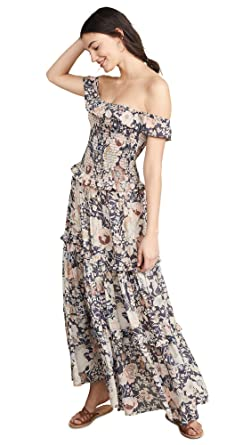 7845945cdac Spell and the Gypsy Collective Women s Amethyst Shirred Sundress at ...