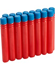 BOOMco. Extra Darts Pack, Red with Blue Tip
