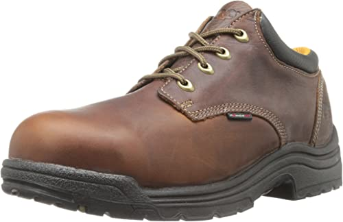 Gran cantidad Valiente Excelente  Amazon.com: Timberland PRO Men's Titan Safety Toe Oxford: Shoes