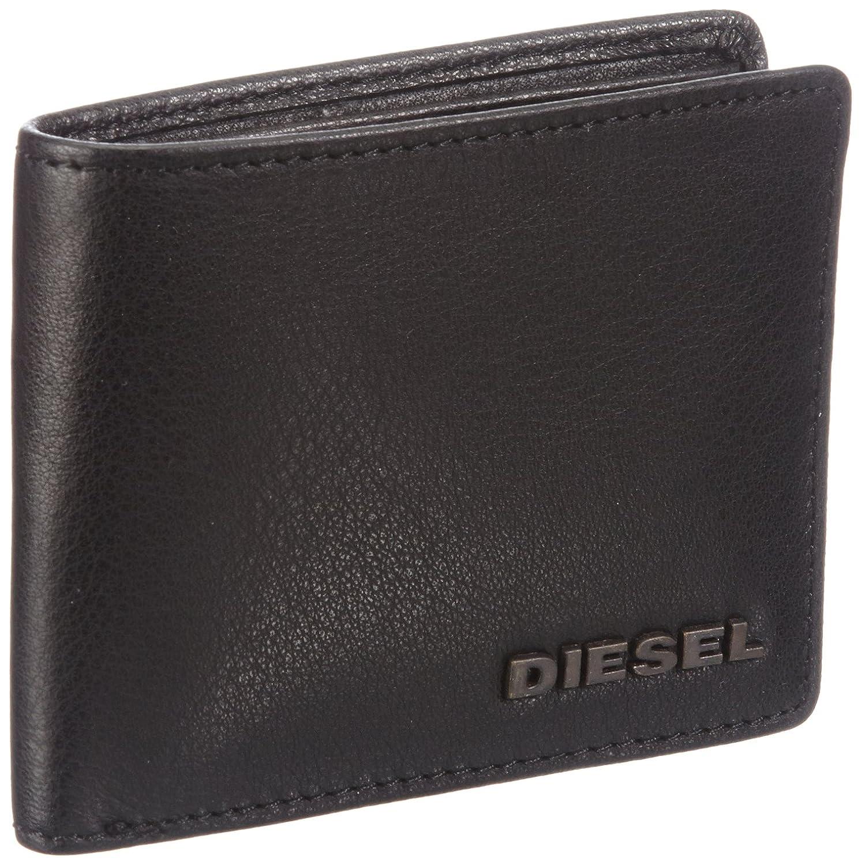 Diesel Jem Wallets HIRESH XS - Monedero de Cuero Hombre ...