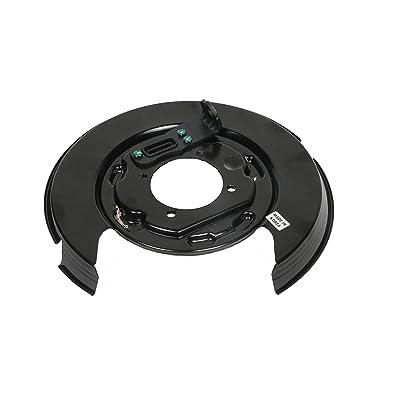 ACDelco 20933372 GM Original Equipment Rear Passenger Side Brake Dust Shield: Automotive