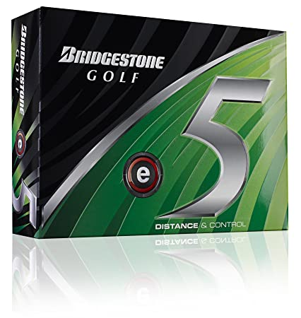 Bridgestone E5 Golf Ball 2011 Model 12 Pack