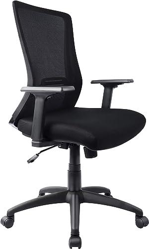 Ergonomic Office Chair Mesh Desk Chair High-Back Swivel Computer Chair