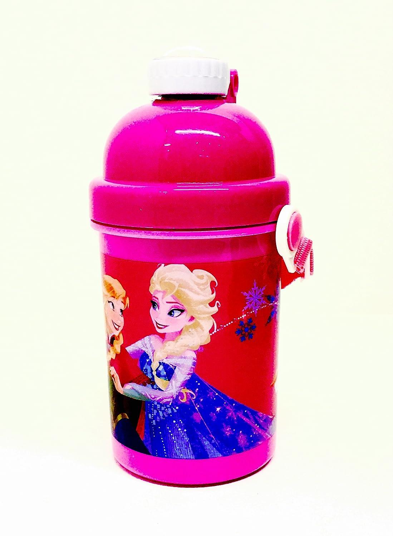 Disney Frozen 500 ml Kinder Getränke Wasser Pop Up Flasche: Amazon ...