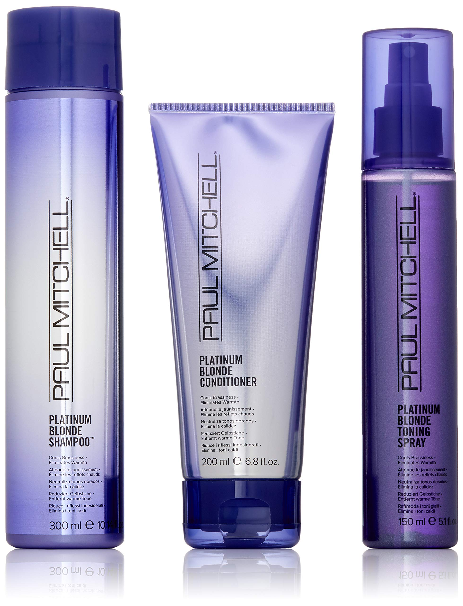 Paul Mitchell Blonde Collection Kit, Platinum by Paul Mitchell