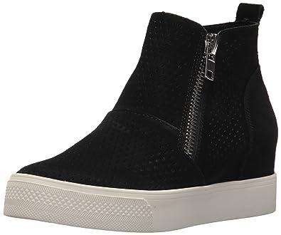 4859fcbdaf1 Steve Madden Women's Wedgie-p Sneaker