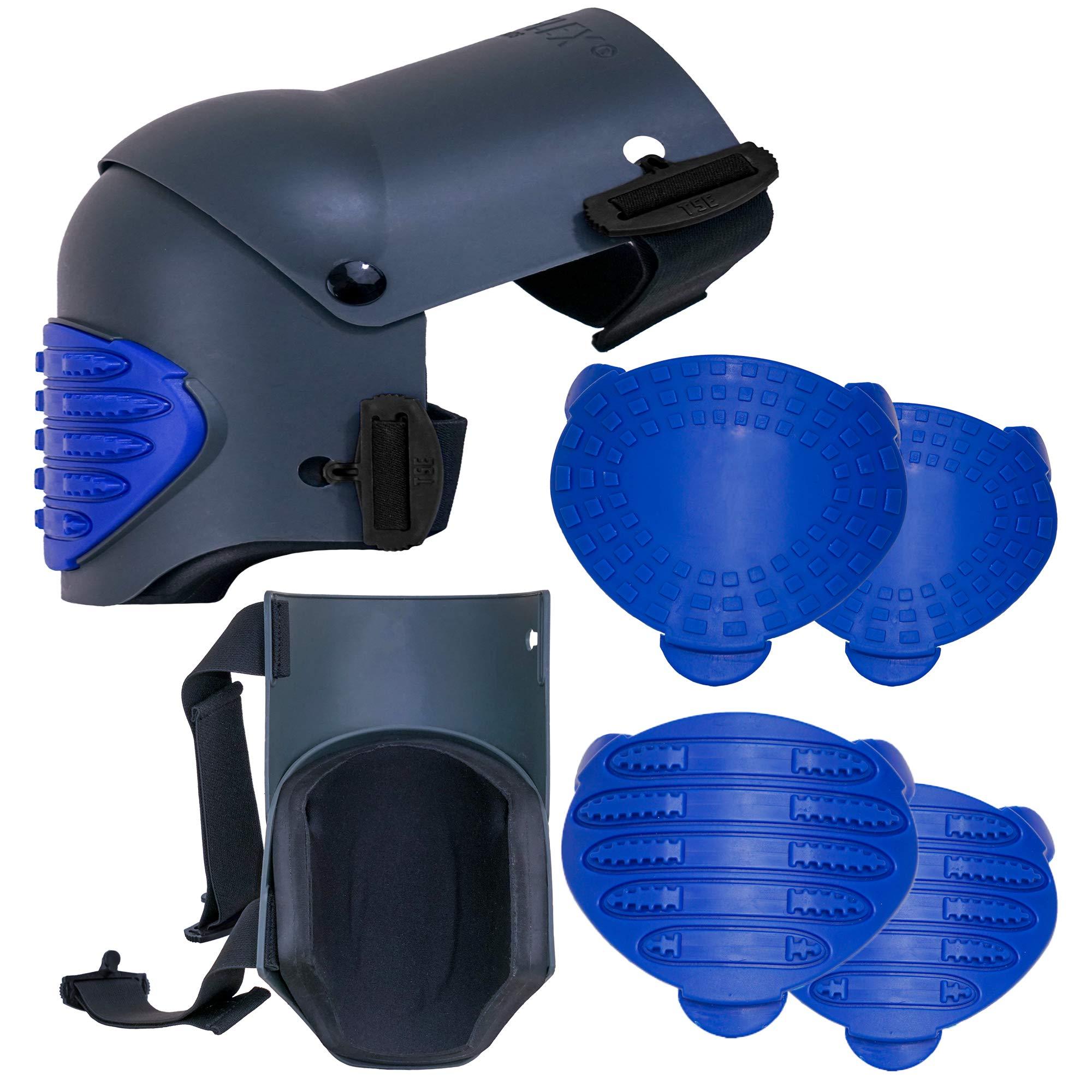 TSE Safety True Flex Heavy Duty Gel Knee Pads by TSE Safety