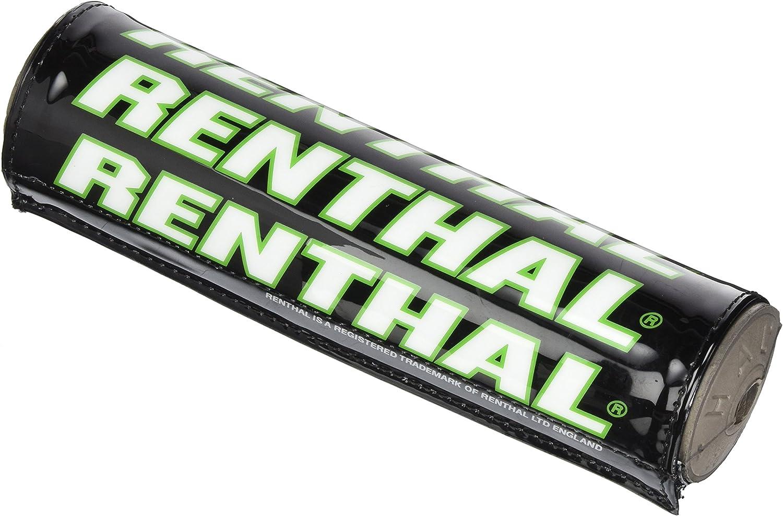 Renthal P292/Handlebar Pad 205/Mm Mini Black//Green