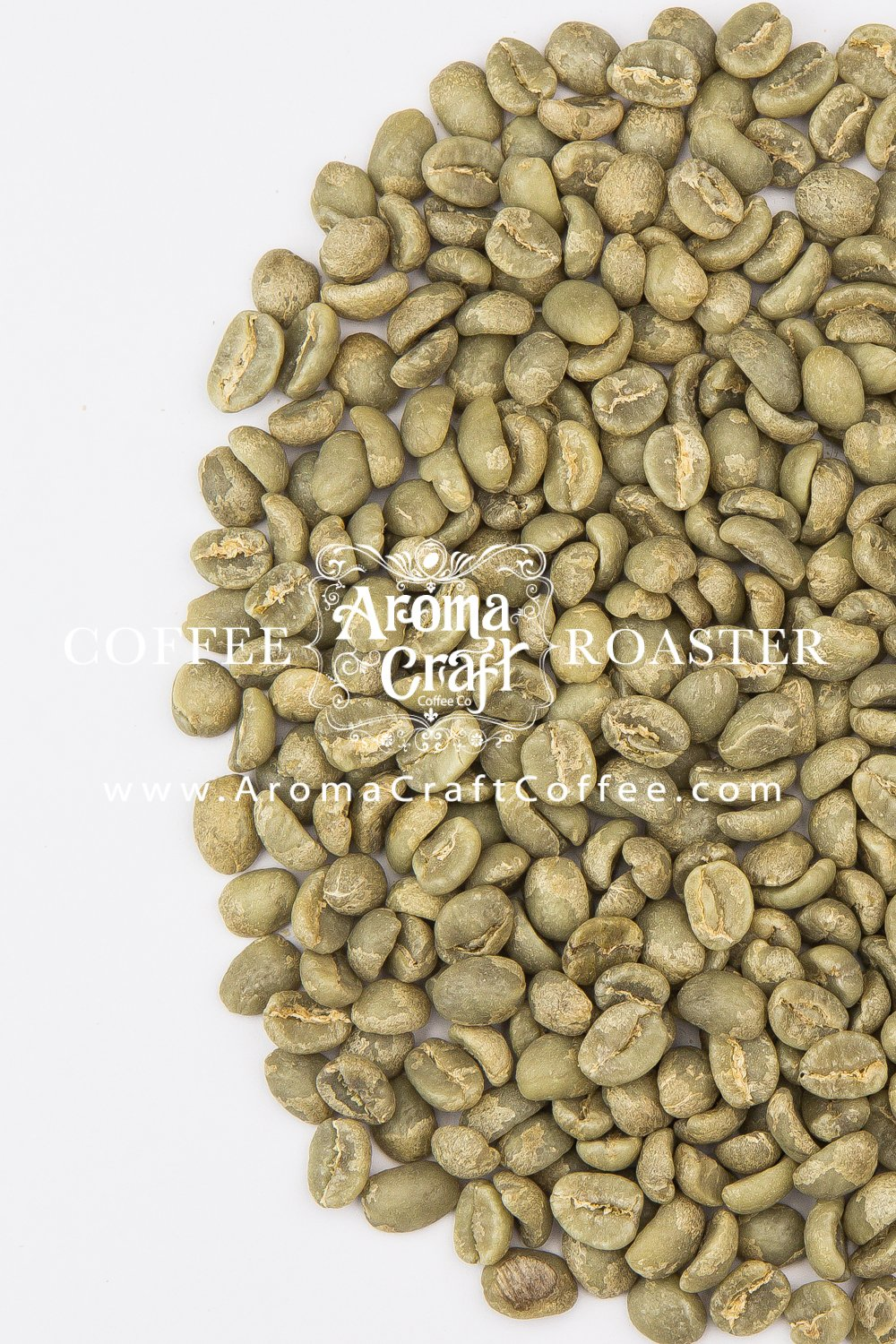 Kenya AA Washed Unroasted Green Coffee Beans (10 LB) by Aroma Craft Coffee (Image #2)