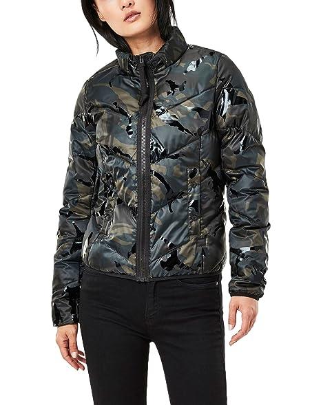 G-Star Women\u0027s Alaska Padded Women\u0027s Black Jacket in Size ...