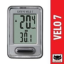 CAT EYE - Velo 7 Wired Bike Computer with Speedometer
