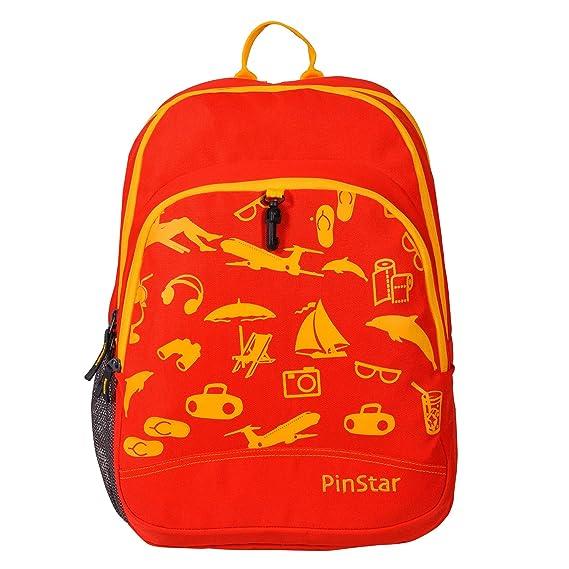 PinStar Magnum Backpack   Orange  os  Backpacks