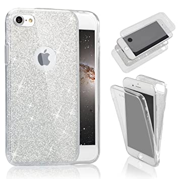 coque 360 iphone 8 transparente