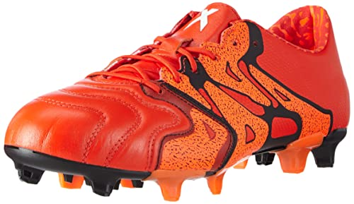 adidas X15.1 FGAG Leather, Chaussures de Football Homme