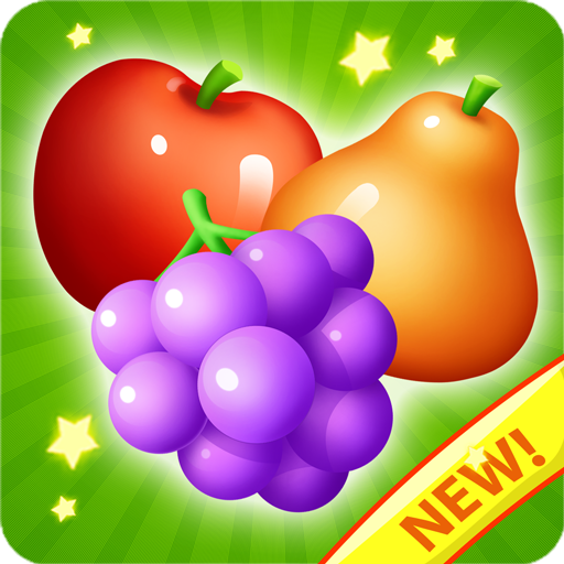 Charm Fruit Italian (Fruit Land - fruits and vegetables match 3 puzzle Free games)