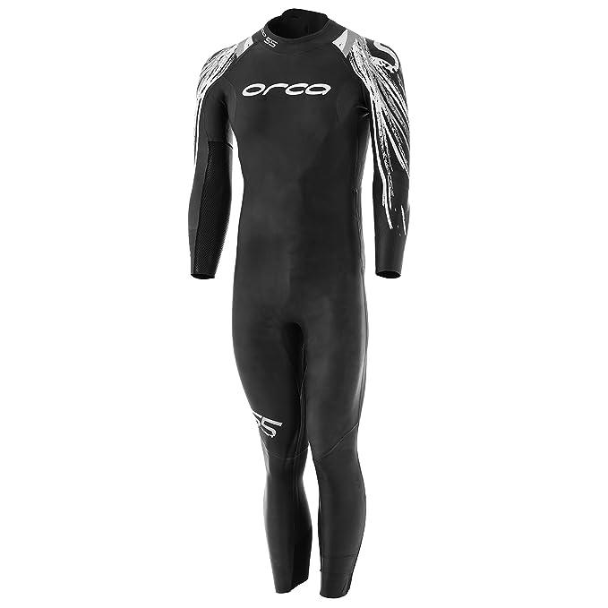 ORCA Mens S5 Triathlon Wetsuit