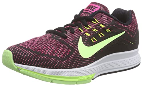 timeless design a33a0 71246 Nike Air Zoom Structure 18, Women s Training Shoes, Pink Pow Ghost Green