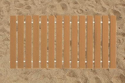 Amazon.com: Muebles granero EE. UU. 4 ft. Amplia playa ...