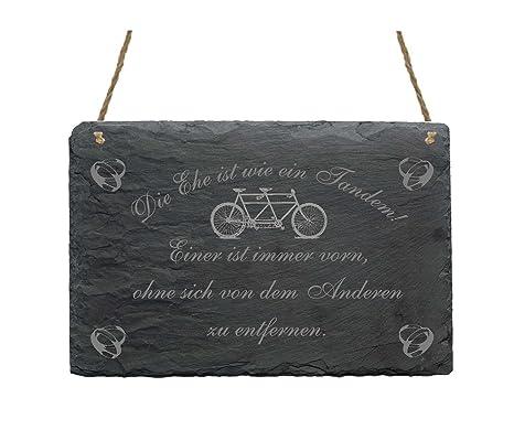 Pizarra « EHE es como un Tandem... » Cartel boda decorativa ...