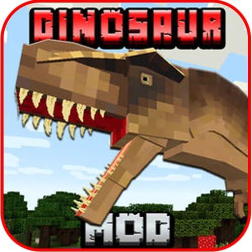 Dinosaur Mod for Mine Craft New