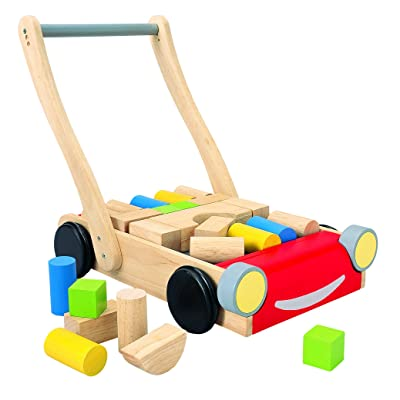 Plan Toy Baby Walker: plan toys: Toys & Games