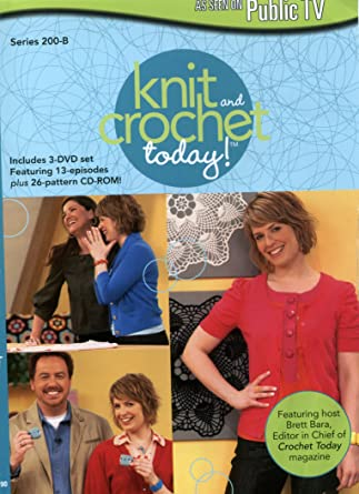 Amazon Knit And Crochet Today Series 200 B Knit And Crochet
