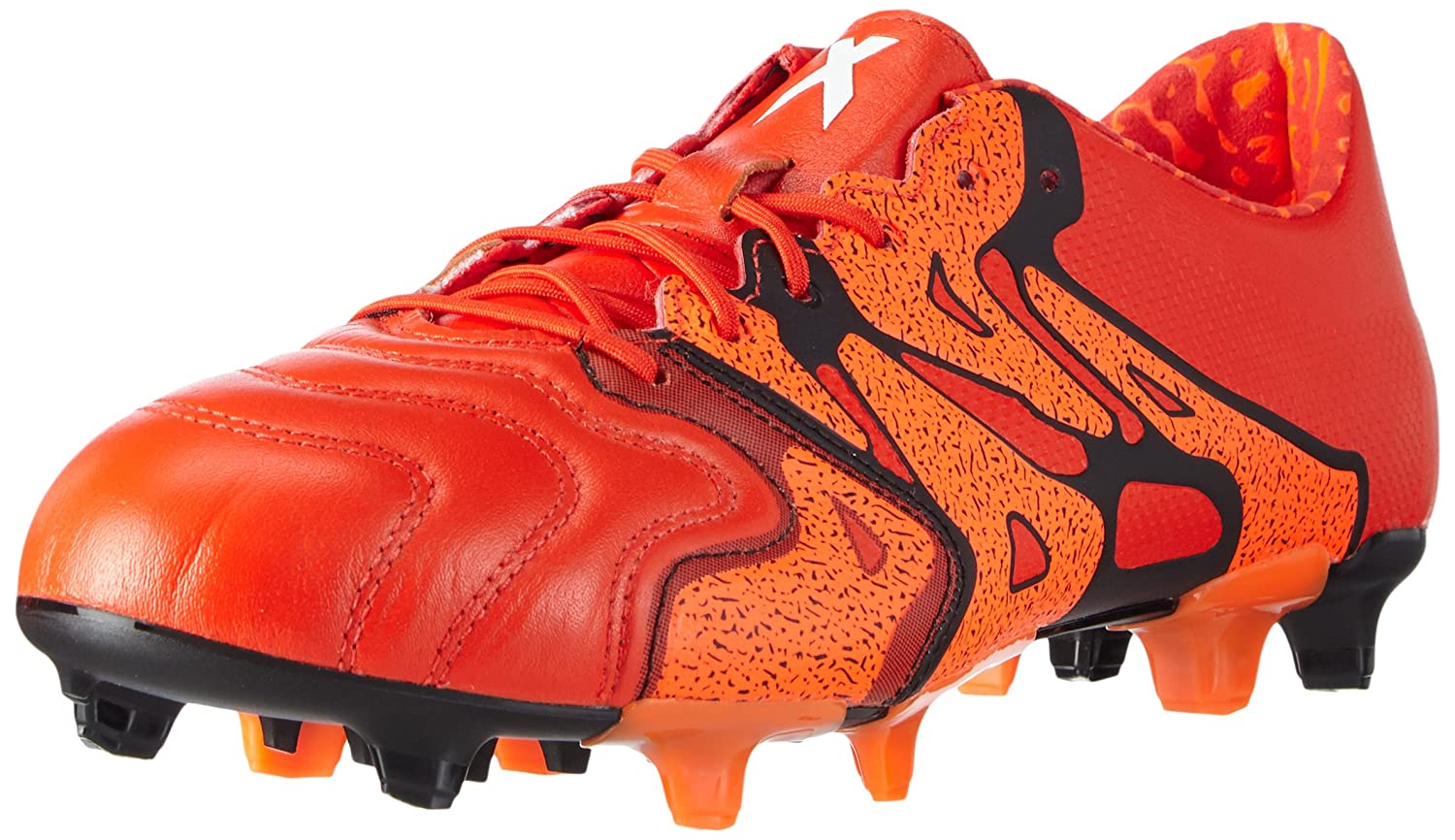 big sale d6ae0 58c59 adidas Men s X15.1 Fg ag Leather Football Boots  Amazon.co.uk  Shoes   Bags