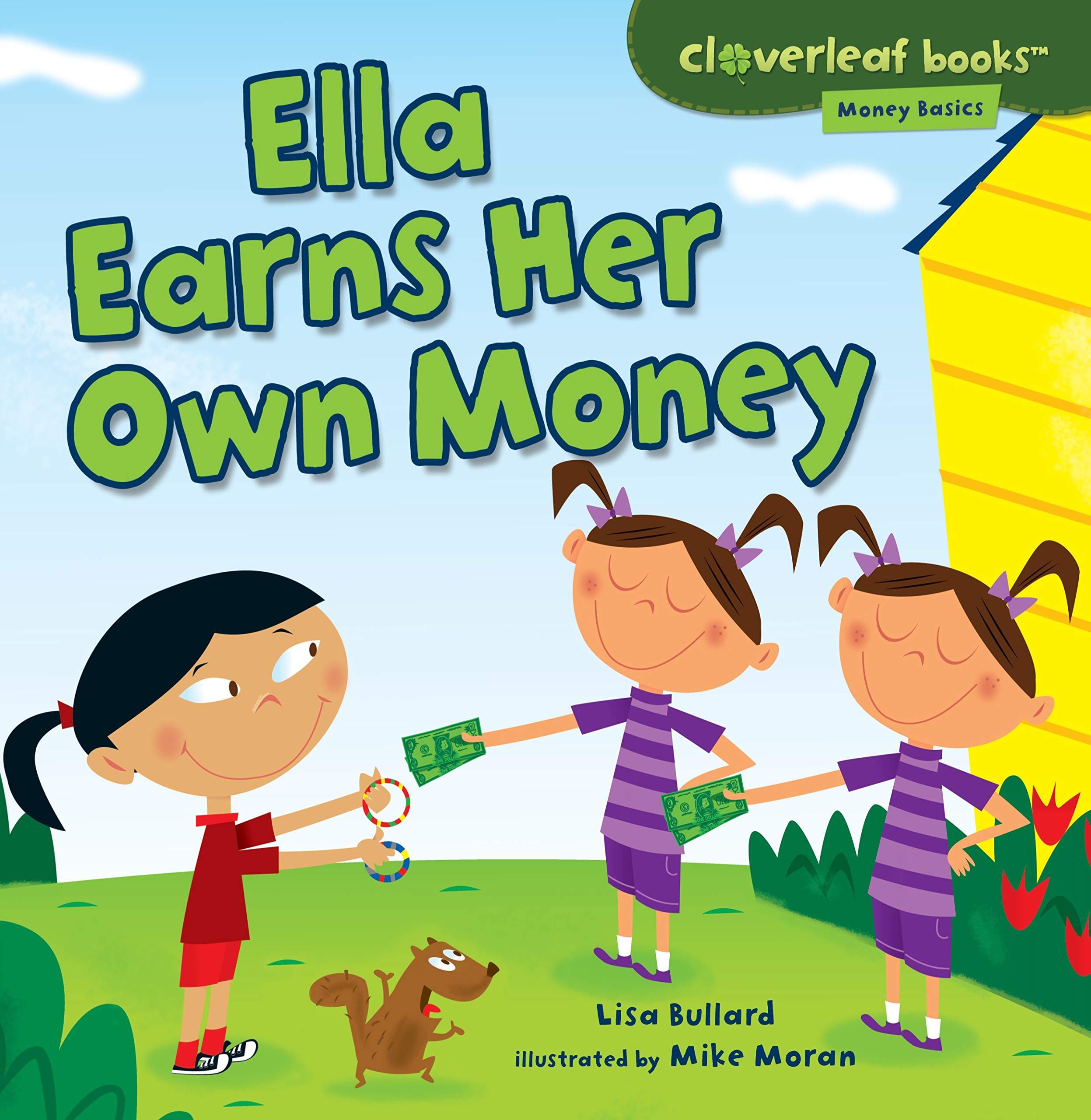 Image result for ella earns her own money