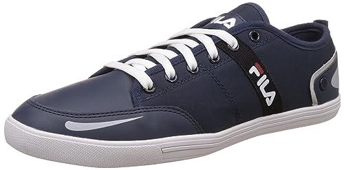 Buy Fila Men's Destroy IV Navy Sneakers