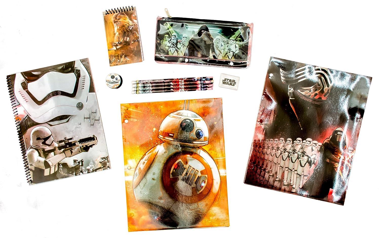 Star Wars 11 Piece Stationery School Supplies Set