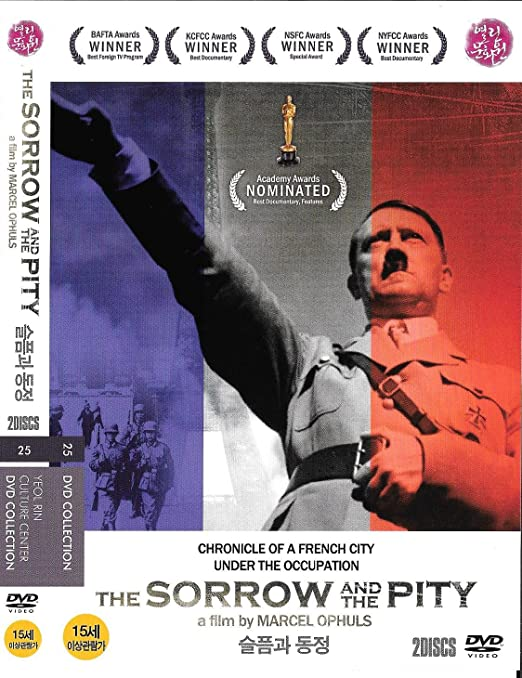 Amazon.com: The Sorrow and the Pity (2discs): Georges Bidault, Matthäus Bleibinger, Charles Brau, Marcel Ophüls: Movies & TV