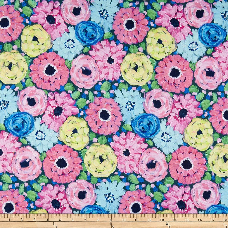 FreeSpirit Fabrics Tela de tejido de enebro de San Juan Katealicea por el patio: Amazon.es: Juguetes y juegos