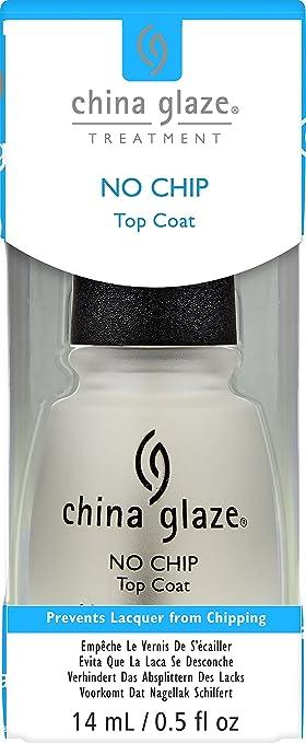 China Glaze Nail Polish No Chip Topcoat 05 Ounce