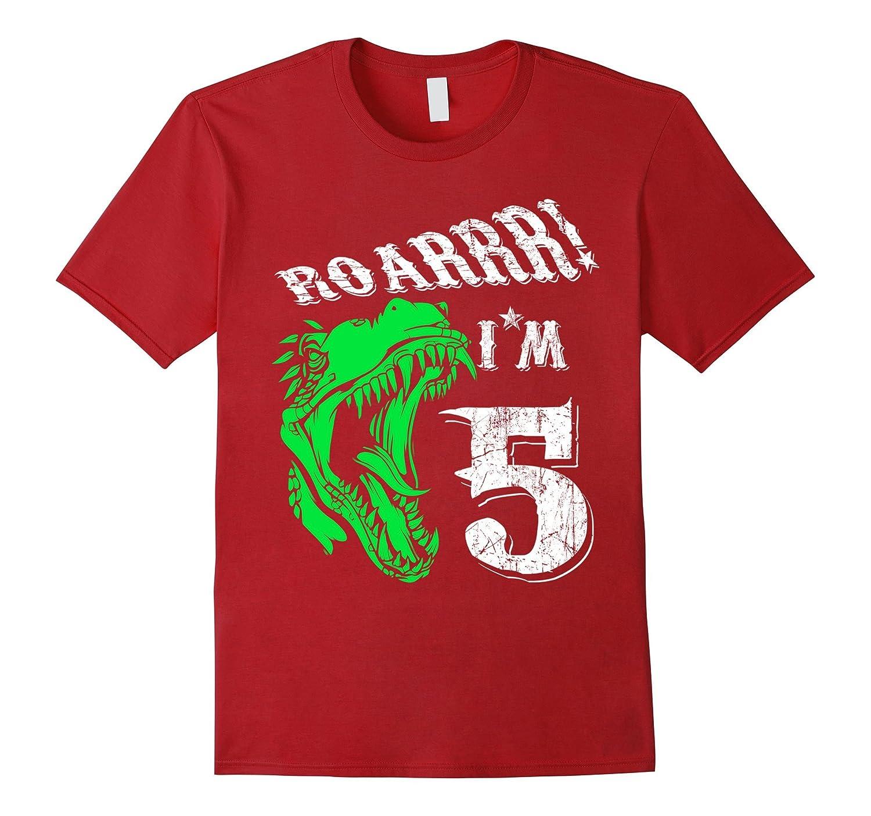 5 Years Old 5th Birthday T Shirt