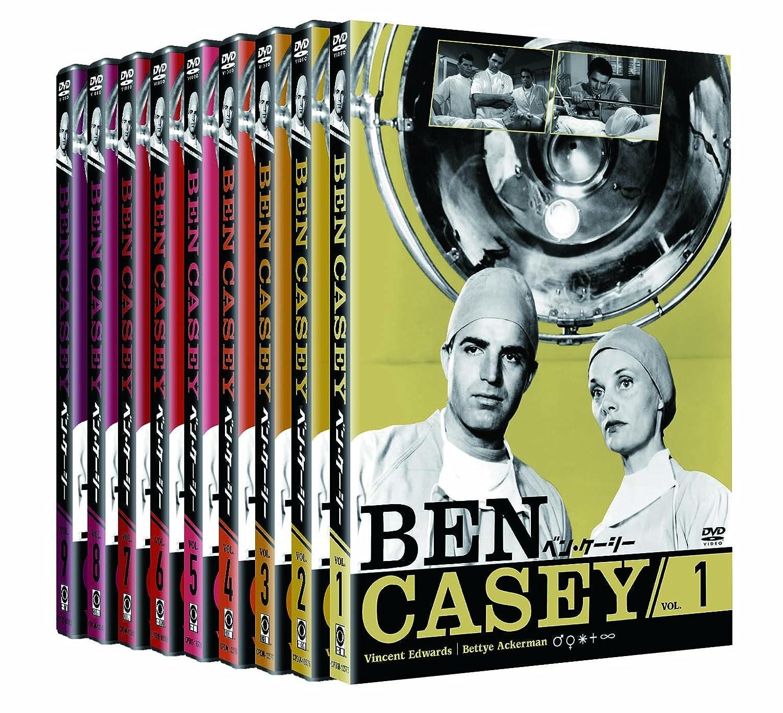 ベン?ケーシー DVD(9枚組)vol.1 B01LTHKMLO