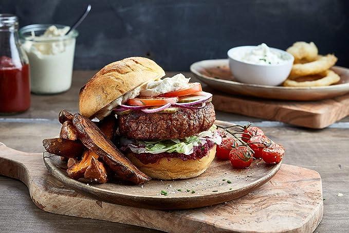Hamburguesas Premium V-Mega de Vbites | Vegan | Sin carne ...