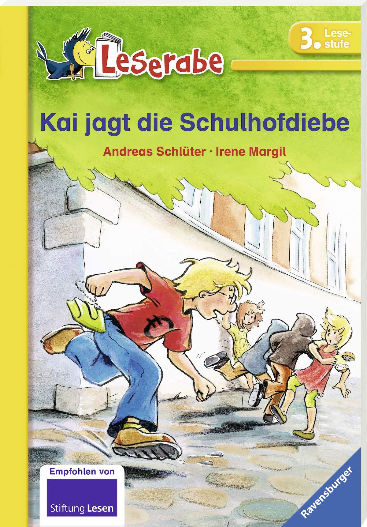 Kai jagt die Schulhofdiebe (Leserabe - Schulausgabe in Broschur)