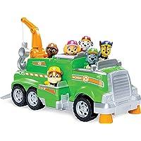 Paw Patrol – 6052962 – kinderspel – gerecyclede vrachtwagen van Rocky Total Team Rescues – Paw Patrol