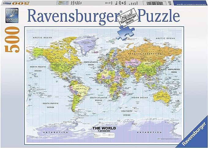 Ravensburger- Puzzle (14755): Amazon.es: Juguetes y juegos