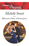 Billionaire's Baby of Redemption (Rings of Vengeance Book 3657)