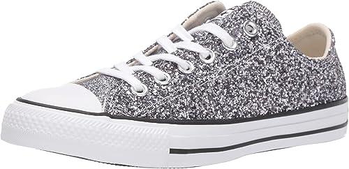Star Chunky Glitter Low Top Sneaker