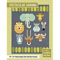 Elizabeth Hartman EH048 Spectacular Savanna