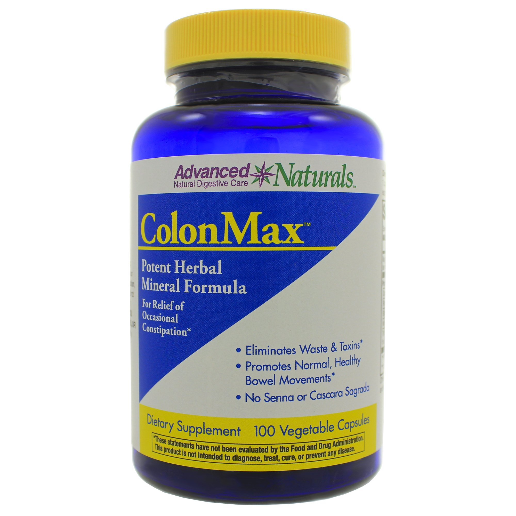 ColonMax 100 Capsules - (Pack of 2)