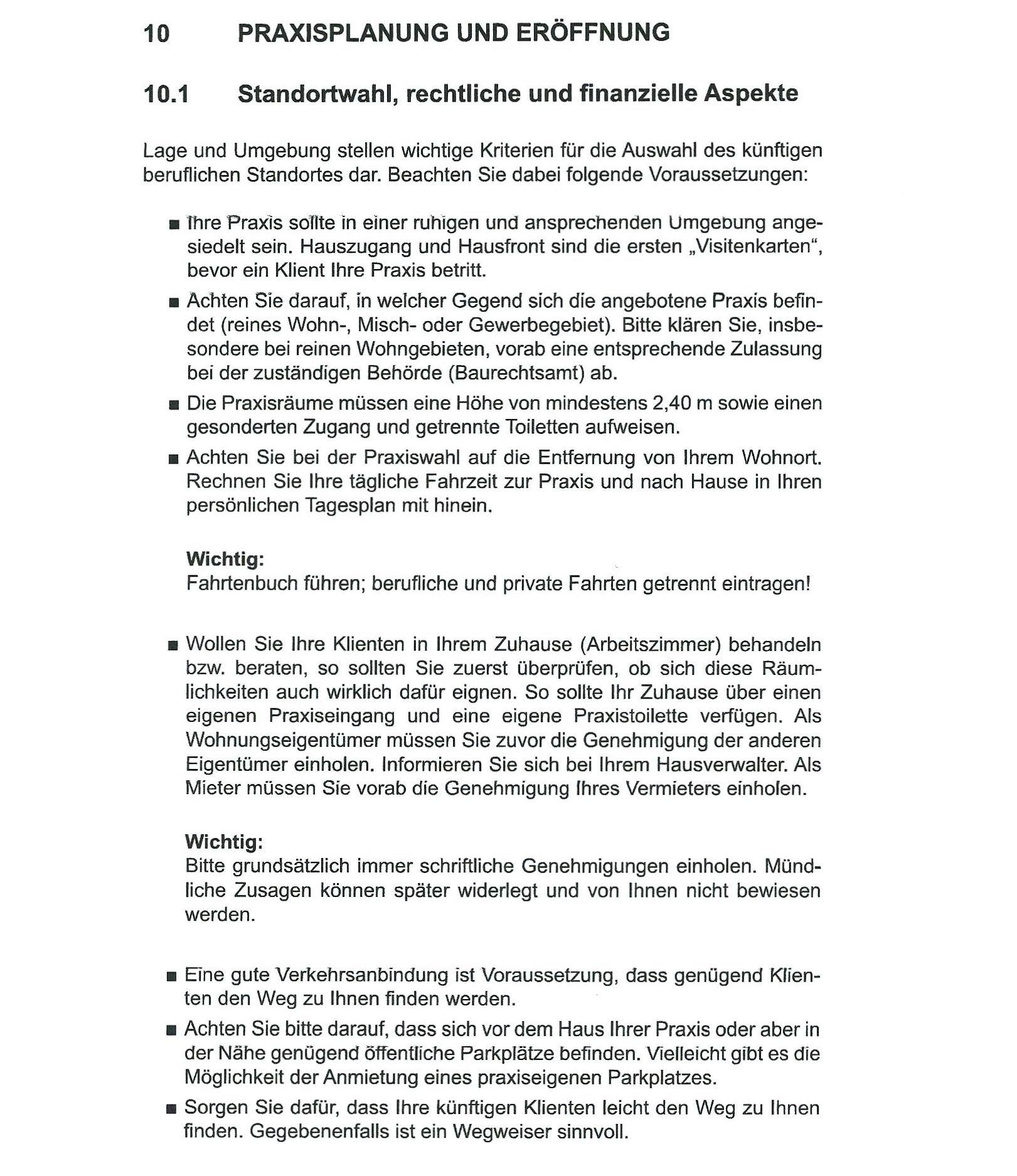 Buch Der Heilpraktiker Coach Mit 4 seitigem DIN A4 Anamnesebogen
