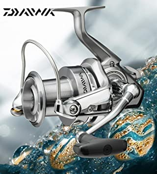 Daiwa Crosscast X Big Pit Reel**3 Sizes 5000, 5500, 5000LD (Long  Distance)**Carp Pike Long distance Casting Reels