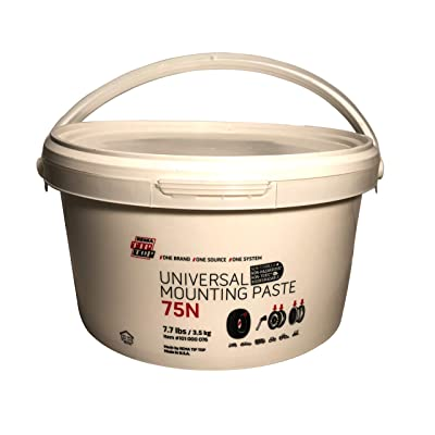 Rema Tip Top Universal Tire Mounting Paste 75N Short Low Profile Pail of lube - (7.7l bs / 3.5 kg): Automotive