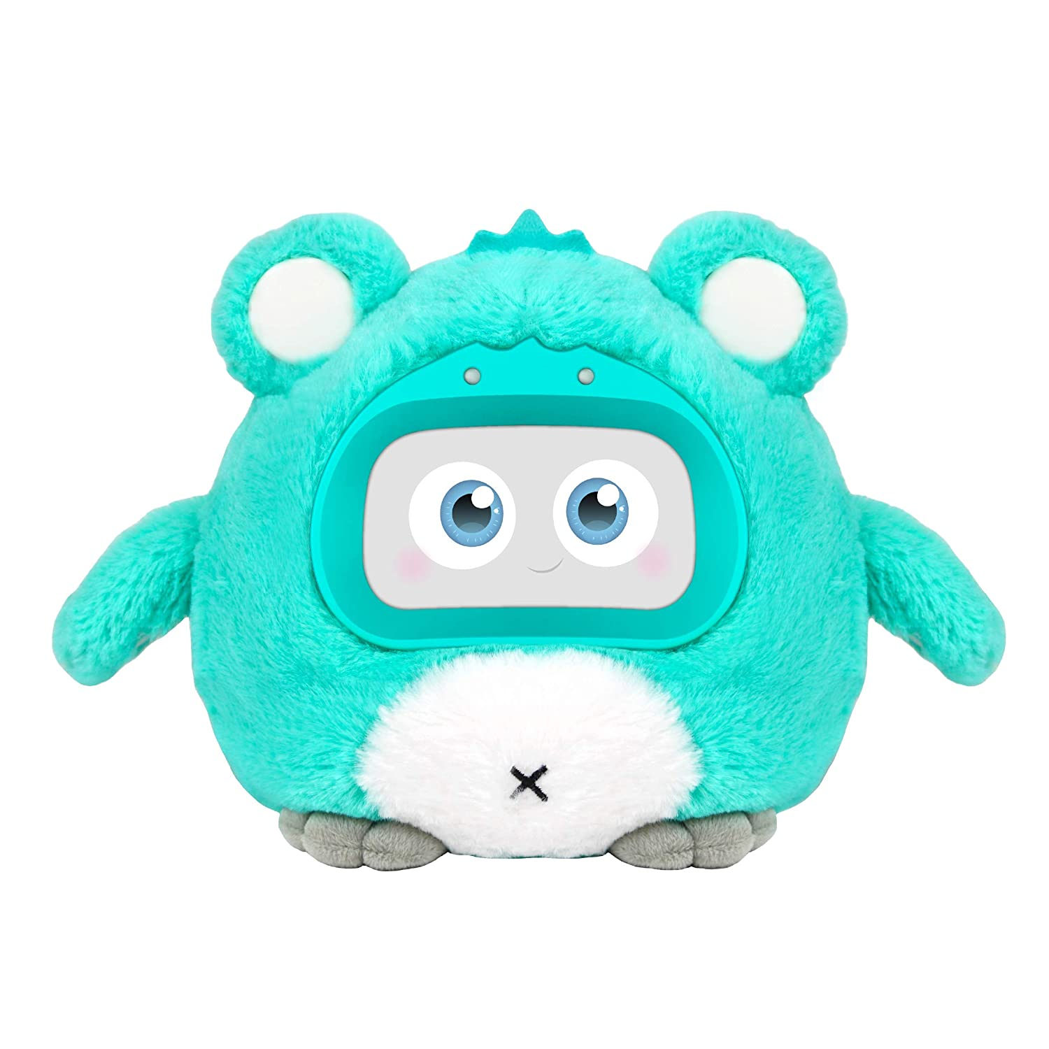 Woobo Minty Marshmallow - Interactive Robot for Curious Kids