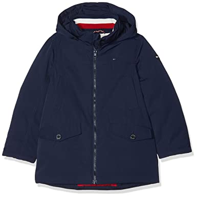 new product 0f525 86264 Tommy Hilfiger Jungen Padded Parka Jacke